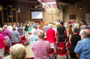 Viering – 19 april 2020 – Jezus opent de deur